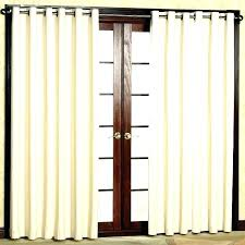 curtain over sliding glass door sliding door curtains and ds curtain rod sizes curtain rods for