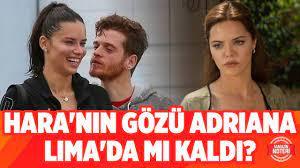 Metin Hara-Hilal Altınbilek Aşk Mı Yaşıyor? Sosyal Medyayı Sallayan Adriana  Lima Benzerliği! - YouTube
