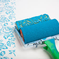 Patterned Paint Roller Home Depot Awesome Patterned Paint Rollers Bitrainclub