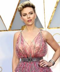 Cele bitchy Scarlett Johansson seems to be successfully.
