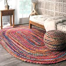 braided rug runners to best of oval braided rug washable braided rug runners braided rug