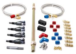 direct port systems holley performance products contact us 1 custom nitrous plumbing kit