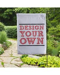 Small Picture Savings on Design Your Own Personalized Garden Flag