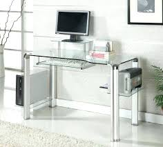 glass desk table glass desk table top