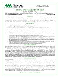 network engineer resume template ccna resume sample