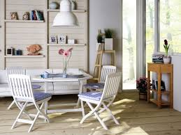 armless upholstered dining chair