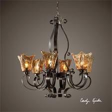rubbed bronze chandelier. Exellent Bronze Uttermost Vetraio 6Lt Oil Rubbed Bronze Chandelier And
