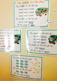 How To Use Songs Poems And Nursery Rhymes