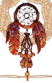 How To Make Authentic Dream Catchers Native American Indian Traditional Dream Catcher Stock Vector 49