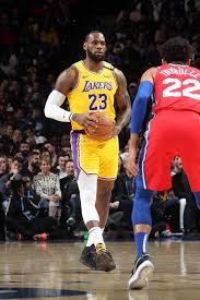 Nba | cuplikan pertandingan nba : Photos Lakers Vs 76ers 01 25 2020 Los Angeles Lakers