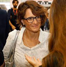 Il ministro Elena Bonetti in visita nel Piceno