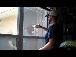 diy home window install energy
