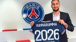 باريس سان جيرمان يتعاقد رسميا مع الحارس الإيطالي دوناروما حتى 2026 - جريدة  الراية