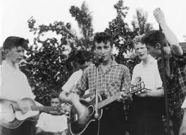 John Lennon may have never started his first band, The Quarrymen, without  best friend Pete Shotton | Daytrippin' Beatles Magazine