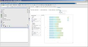 Ibm Cognos Active Report Visualization Client Side Sorting