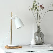 Tafellamp Witte Lampen Industri Le Wooninspiratie Bubble Lamp Hout