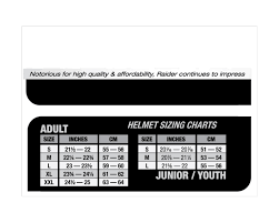 Raider Youth Helmet Sizing Chart Raider Womens Size Deluxe Half Helmet Pink Flame 2x Large