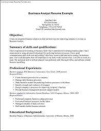 Bachelor Degree In Business Administration Resume Sample ...
