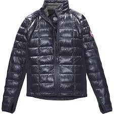 canada goose hybridge lite down jacket men s admiral blue black