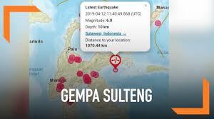 Jika gempa hari ini apa yang anda lakukan? Berita Gempa Sulteng Hari Ini Kabar Terbaru Terkini Liputan6 Com