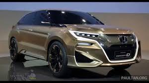 honda new car releaseHonda Concept D 2016 new automobiles review  YouTube