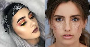 25 absolute weirdest makeup trends of 2017 that will make you cringe