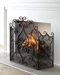 best fireplace screen fireplace screen doors home depot