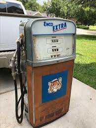 gilbarco gas pump. 1961 gilbarco gas pump in mike\u0027s collection. found it baytown, tx
