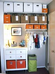 storage ideas for office. Office In A Closet Ideas Large Size Of  Storage For