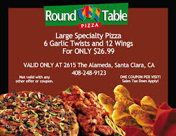 sacramento state beautiful round table pizza ca