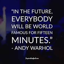 Andy Warhol Quotes Custom 48 Unforgettable Andy Warhol Quotes And Philosophy In Life