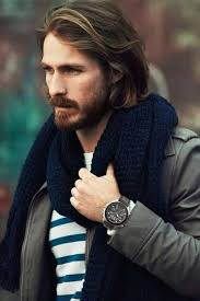 Men With Medium Length Hair An Irresistible Charm