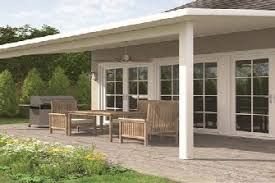 brown aluminum patio covers. Aluminum Patio Covers Brown M