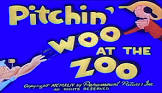 Izzy Sparber Pitchin' Woo at the Zoo Movie