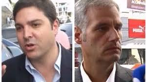 Ordenan detención preventiva de Jimmy Papadimitriu y Jaime Ford