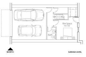Steele And Loeber  Garage Sizes  Garage Sizing  Chicago  Oak Size Of A Two Car Garage