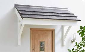 front door canopy ideas to spruce up