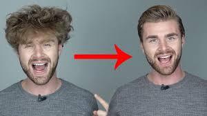 Haarstyling Tutorial Für Männer Mittellange Haare Männerfrisuren Tutorial Daniel Korte