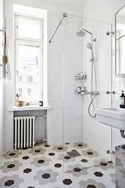 scandinavian style bathrooms