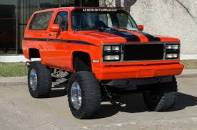 Orange Blazer lift truck | Hot Wheels | Pinterest | Blazers, k5 ...