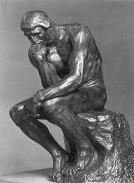 Resultado de imagen de rodin el pensador