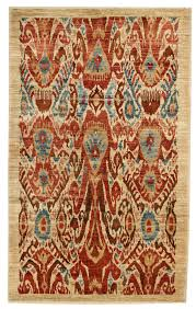 suzani and ikat designs gallery ikat design rug hand knotted in afghanistan
