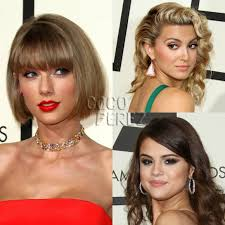 grammys 2016 all the memorable hair and makeup looks the grammys red carpet