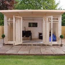 garden office sheds. Modren Office Adley 4m X 3m Insulated Garden Room And Office Sheds
