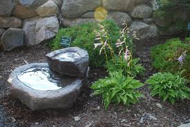 Small Picture Top 25 best Fountain Small Garden Designs Small Garden