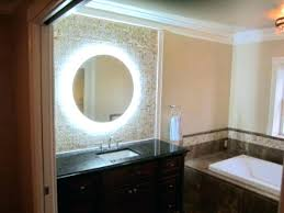 lighting behind mirror. Lighted Bathroom Mirrors Magnifying Large Size Of Lights Design Perfect Sample Mirror L . Lighting Behind
