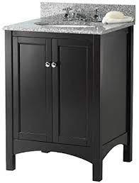 Amazon Com Pegasus Trea2422 Haven 24 Inch Vanity Espresso Home Improvement