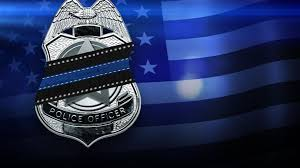 Graphic Design Office New Fallen New Orleans Police Officer Laid To Rest