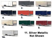 similiar utility trailer colors keywords pace american motorcycle trailers trailers for less