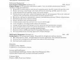 sample resume for apartment manager property manager resume nyc sales management lewesmr template